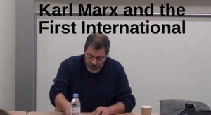 [VIDEO] Karl Marx och den första internationalen