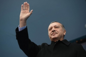 Erdogan. Bild: Flickr, rterdogan